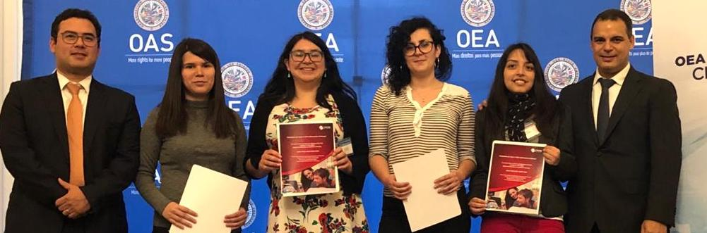 Alumna de Ingenieria Civil Electrónica gana premio Roberto Ovalle Aguirre del Instituto de Ingenieros
